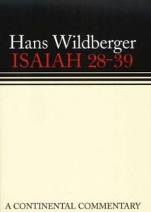 continental bible commentary isaiah