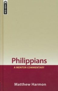 mentor commentary philippians