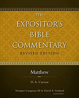 expositor's bible commentary cover