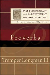 baker commentary old testament wisdom psalms