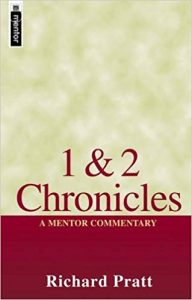 chronicles bible commentary pratt cover
