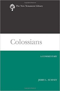 colossians bible commentary sumney