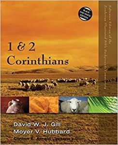 corinthians bible commentary gill