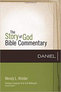 daniel bible commentary widder
