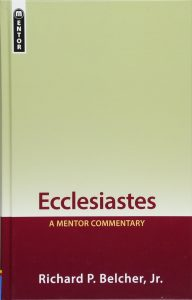 ecclesiastes bible commentary belcher