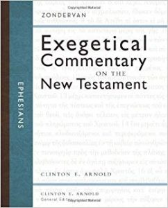ephesians bible commentary arnold
