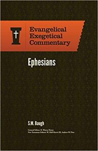 ephesians bible commentary baugh cover