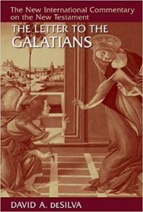 galatians bible commentary desilva cover