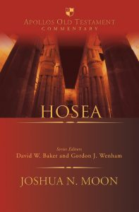 hosea bible commentary moon cover