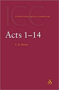 international critical bible commentary