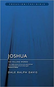 joshua commentary bible davis
