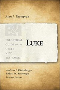 luke bible commentary thompson