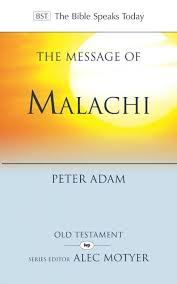 malachi bible commentary adam cover