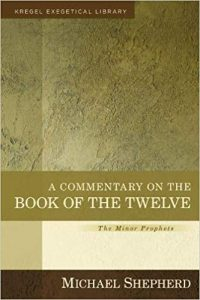 minor prophets bible commentary cover