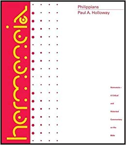 philippians bible commentary holloway cover