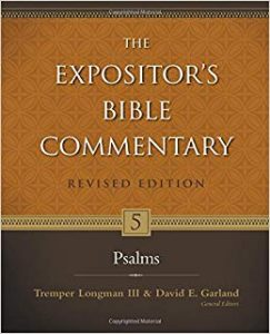 psalms bible commentary vangemeren cover