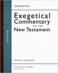romans bible commentary thielman cover