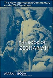 zechariah bible commentary boda