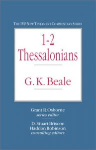 IVPNTC commentary thessalonians