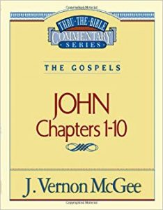 J. Vernon McGee commentary cover
