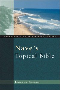 Nave's Topical Bible cover