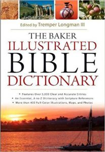 bible dictionary illustrated