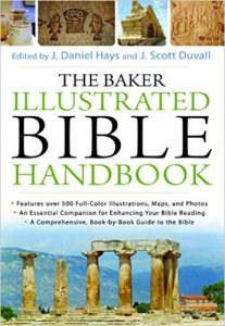 bible handbook book cover