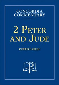 2 Peter Jude Concordia commentary