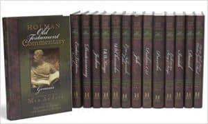 Holman Old New Testament Commentaries