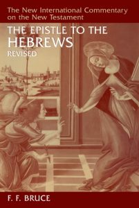 New International Commentary Hebrews