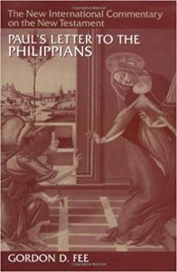 New International Commentary Philippians