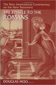 Romans Moo New International Commentary