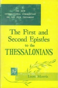 New International Commentary Thessalonians