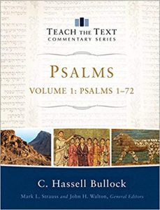 Teach the Text Psalms Volume 1