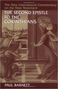 Second Corinthians by Paul Barnett