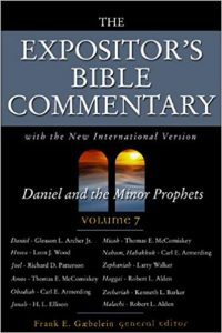 Daniel commentary by Gleason Archer