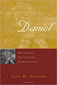 Daniel commentary by Iain Duguid
