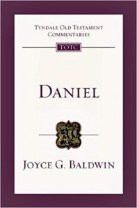 Daniel commentary by Joyce Baldwin