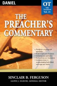 Daniel commentary by Sinclair Ferguson