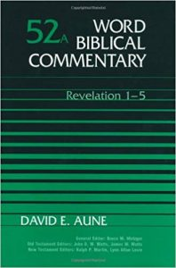 Revelation commentary by David Aune