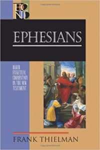 Ephesians commentary by Frank Thielman