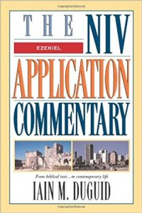 NIV Application Commentary Ezekiel