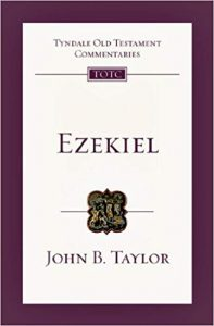 Ezekiel commentary by John Taylor