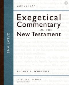 Galatians commentary by Thomas Schreiner