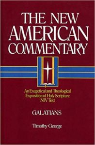 Galatians commentary by Timothy George