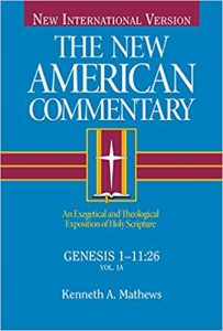 Genesis commentary by Kenneth Mathews