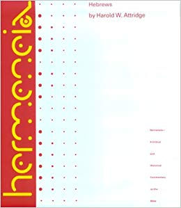 Hebrews commentary by Harold Attridge