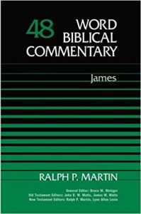 James commentary by Ralph Martin