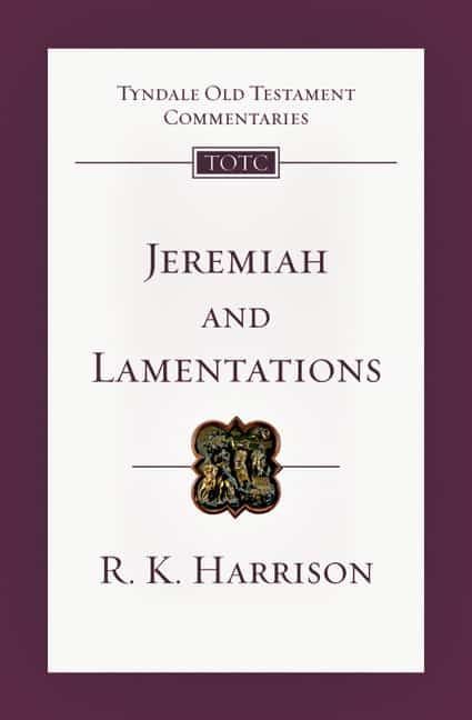 Lamentations commentary by R.K. Harrison