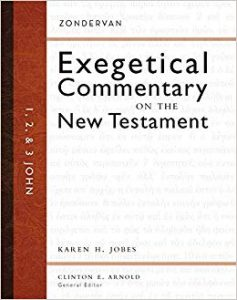 1-3 John commentary by Karen Jobes